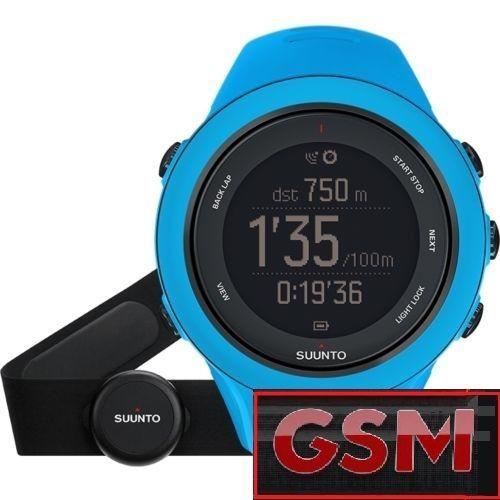 Suunto Ambit3 Sport Blue - (HR)