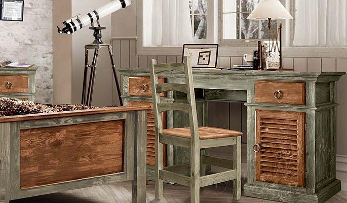 Мебель Фолк в стиле Прованс от Wellige | Спальни, детские, гостиные, библиотеки…