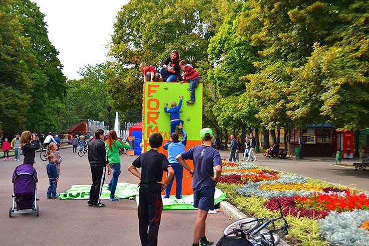 Домашний скалодром в Украине - купить скалодром в Киеве и Харькове - СК FormAT
