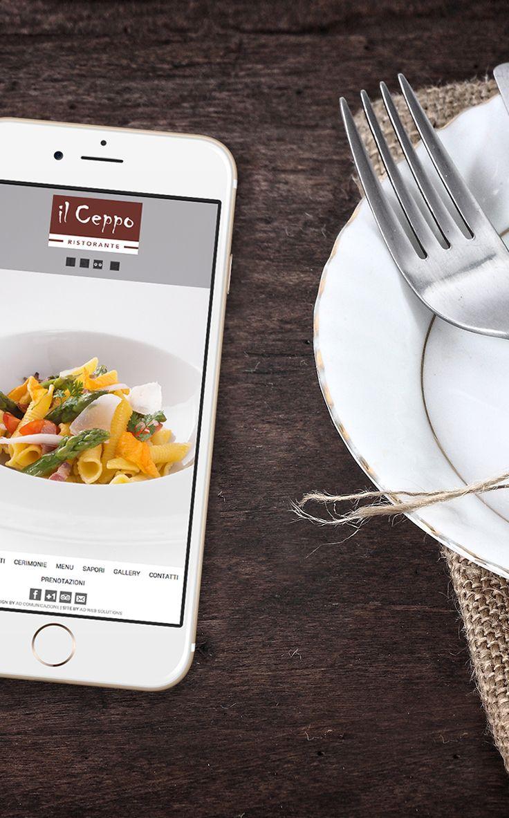 Un Sito Web per il tuo ristorante