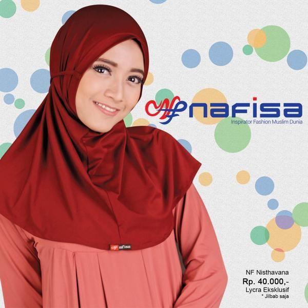 Jilbab :NF NISTAVANA