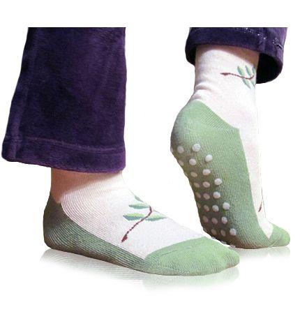 Sticky Socks eco friendly organic grip socks for babies
