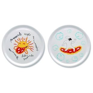Contemporary Dinner Plates by LBC Modern