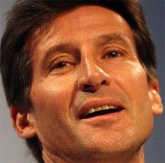 Sebastian Coe KBE, Baron Coe - The driving force behind the successful London 2012 Olympic Games.