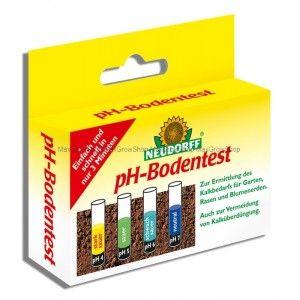 Ph test for soil