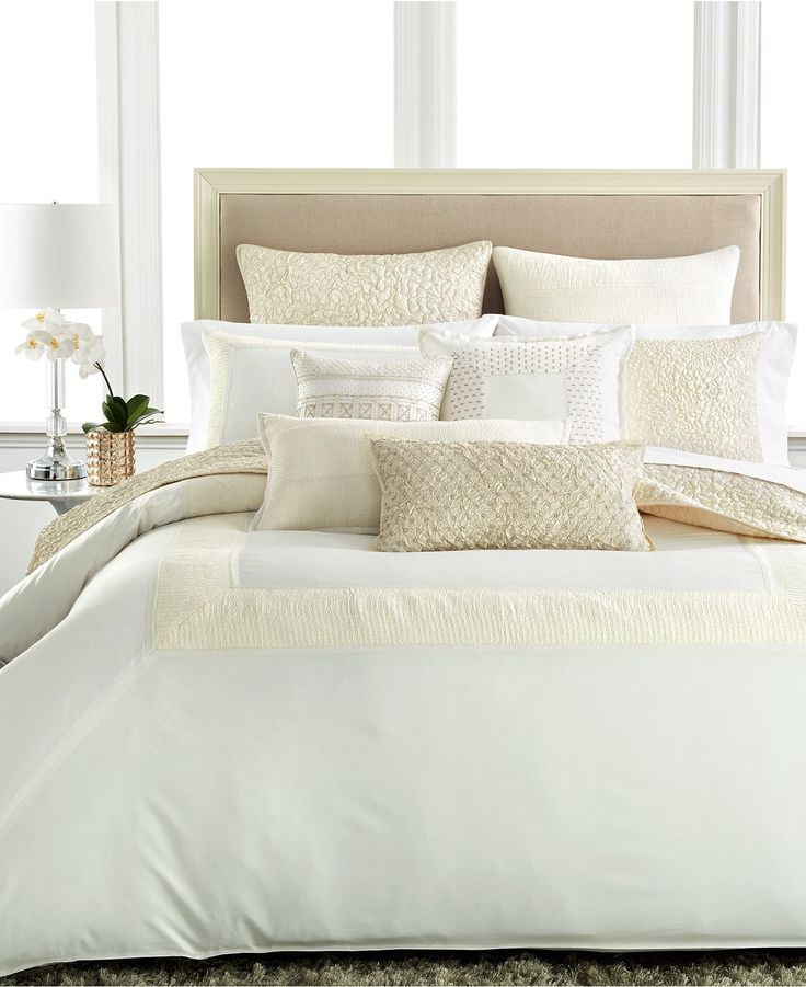 Hotel Collection Finest Lancel Full/Queen Duvet Cover - Bedding Collections - Bed & Bath - Macy's