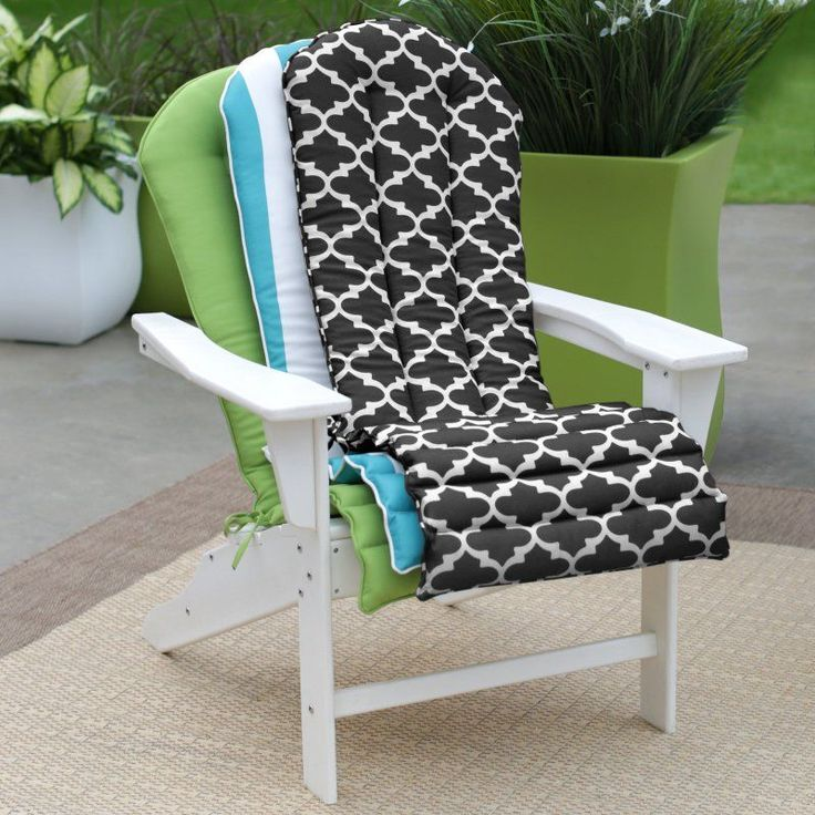 1000 ideas about Adirondack Chair Cushions on Pinterest