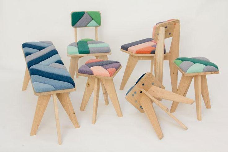 Merel Karhof uses wind power to build furniture | Digital Trends