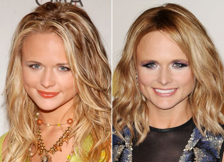 See Birthday Girl Miranda Lambert, Then and Now from InStyle.com