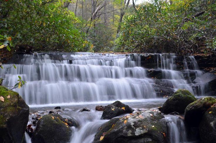 NorthShoal Falls outskirts of Murphy NC
