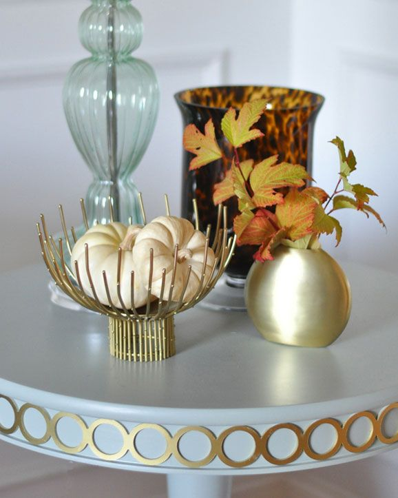 Bring Elements Of Nature Inside Your Home This Fall They Make Beautiful And Inexpensive