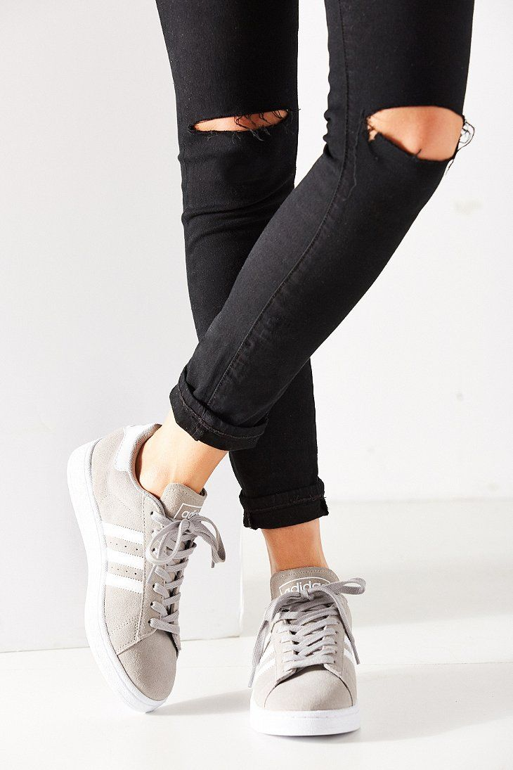 wholesale dealer 92d3f dd99e Pin by Julie Riley on Stitch Fix Style in 2019  Pinterest  Adidas campus,  Sneakers fashion and Adidas shoes women