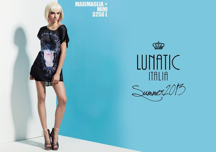 LUNATIC SUMMER COLLECTION 2013 FASHION WOMAN