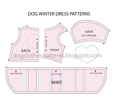 Amazon Com Dog Clothes Sewing Patterns Dog Clothes