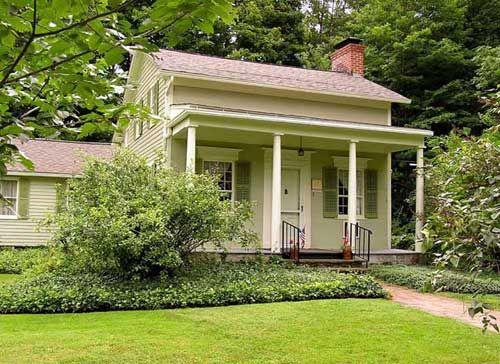 Millard Fillmore House Museum - Open June through October, Wed., Sat., & Sun.