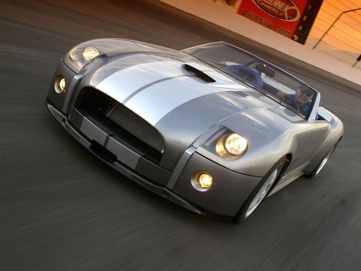 Ford Shelby Cobra Concept - Carroll Shelby on track & 180 best Shelby images on Pinterest | Ford mustangs Dream cars ... markmcfarlin.com