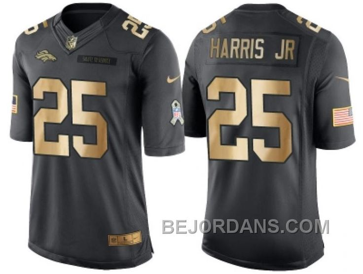 http://www.bejordans.com/free-shipping-60-off-nike-denver-broncos-25-chris-harris-jr-anthracite-2016-christmas-gold-mens-nfl-limited-salute-to-service-jersey.html FREE SHIPPING ! 60% OFF! NIKE DENVER BRONCOS #25 CHRIS HARRIS JR ANTHRACITE 2016 CHRISTMAS GOLD MEN'S NFL LIMITED SALUTE TO SERVICE JERSEY Only $20.00 , Free Shipping!