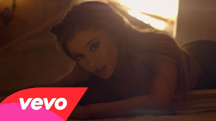 #ArianaGrande, #TheWeeknd - #LoveMeHarder. Ariana Grande gets wet and dirty with The Weeknd in her new music video for 'Love Me Harder'. Over the top sexiness, a leather bustier and plenty of sultry, moody looks, but not much else…what do you think guys?