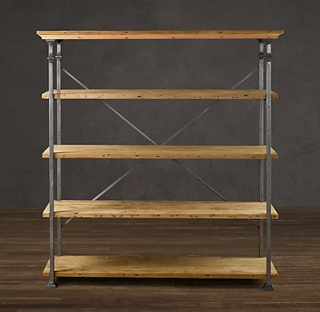 Salvage Bakers Rack  Home Office  Bakers rack Kitchen