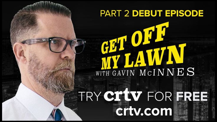 """""""Get Off My Lawn"""" Debut episode 2/2"""