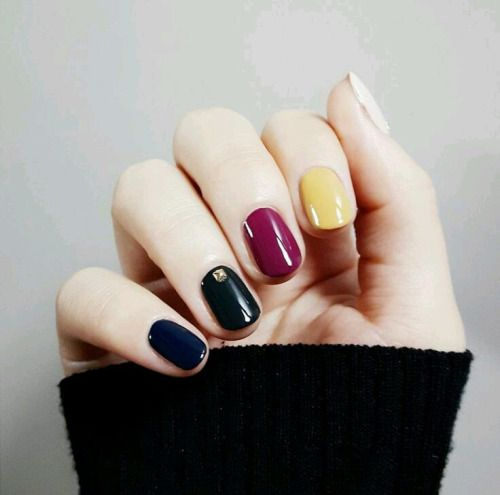 Nail Salons And Trendy Hair: 1008 Best Images About Trendy Nails On Pinterest