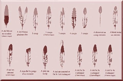 1000 id es sur le th me signification du tatouage de - Signification des plumes d oiseaux ...