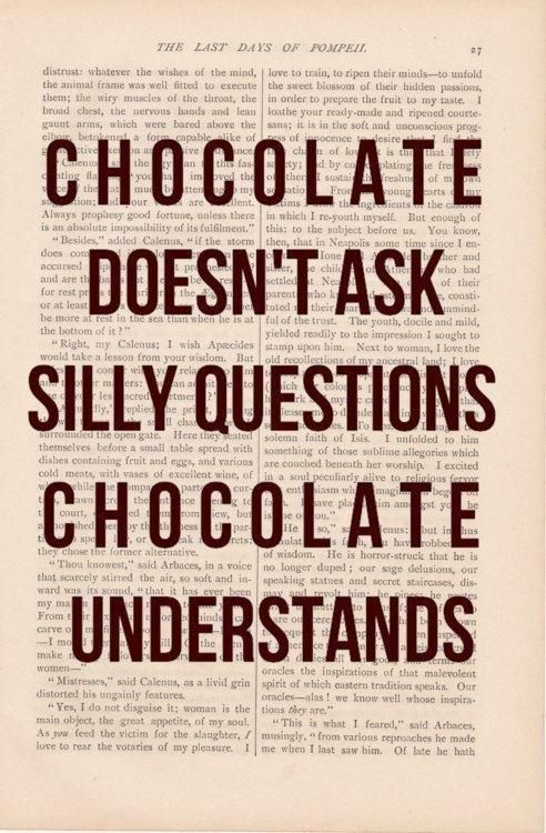 complete chocolate truth