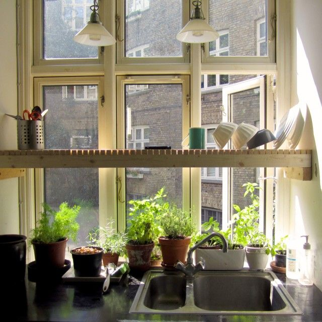 Kitchen Window Plant Shelf: Best 25+ Dish Drying Racks Ideas On Pinterest