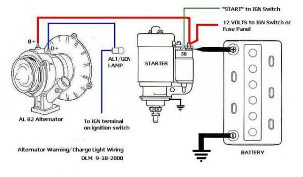 Vw Bug Alternator Wiring Diagram | Vw bug, Diagram