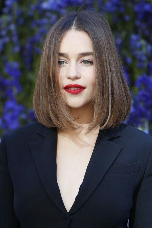 Emilia Clarke Stuns In Dior Jewelry Ads