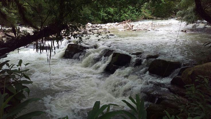 Hermoso lugar de escape Colombia Putumayo
