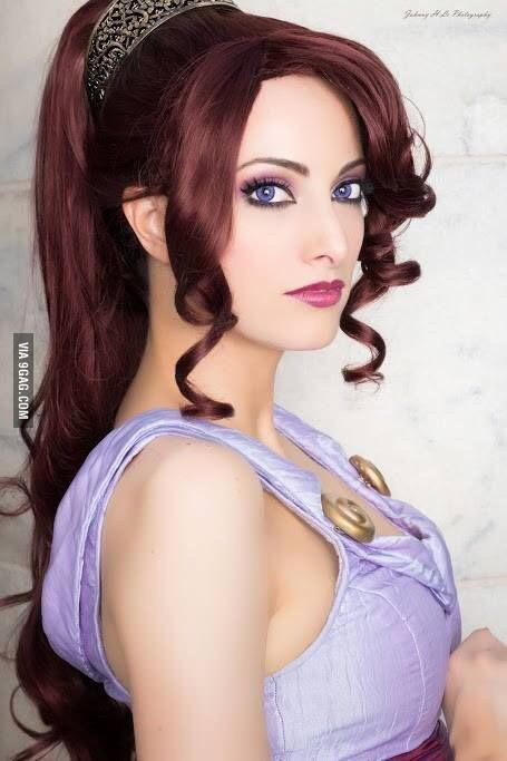 Megara cosplay from Hercules                                                                                                                                                     More