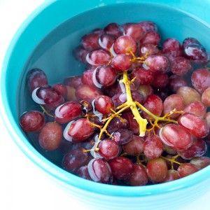 Cel mai bun mod de a elimina pesticidele de pe fructe si legume! - Healthy Zone
