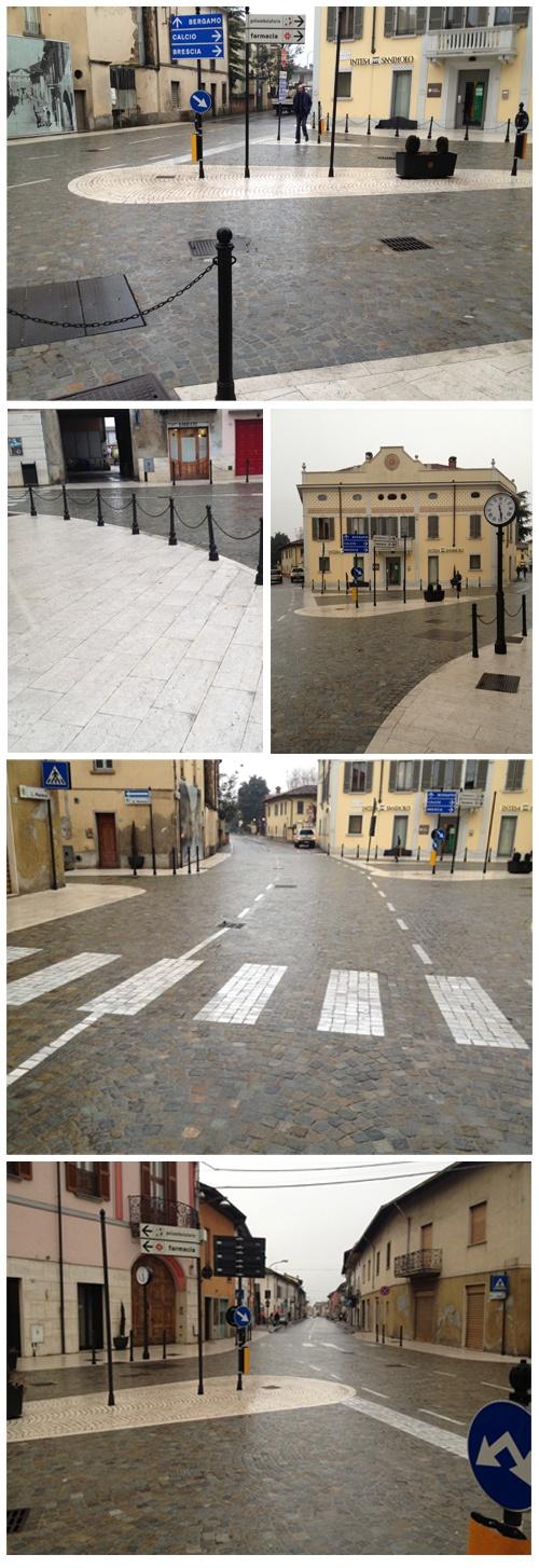 Public space realization