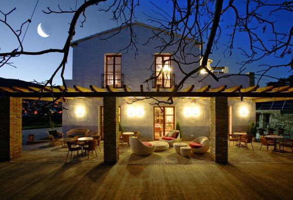 Hotel castell de la solana alicante ruralka hoteles - Hoteles con encanto siguenza ...