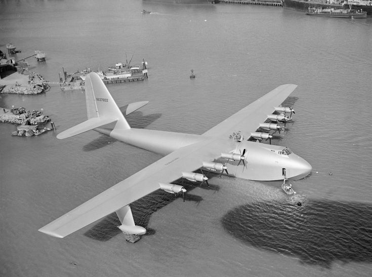 an overview of the hughes flying boat h 4 Boeing global services at the ready wherever whenever boeing is committed to serving and supporting its customers watch video.