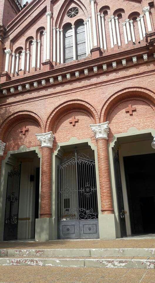 Iglesia Santa Rita de Casia, Esquina, Corrientes, Argentina