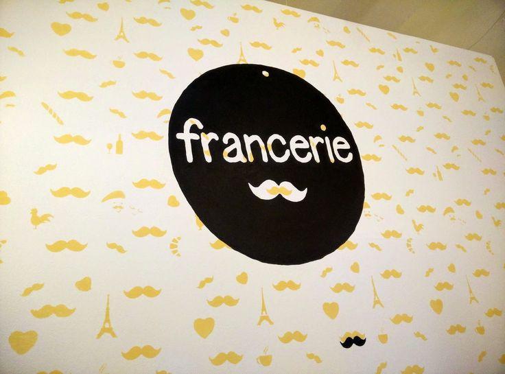 SMOOTH COOKING aneb vaříme hladce : FRANCERIE - KUS FRANCIE V PRAZE