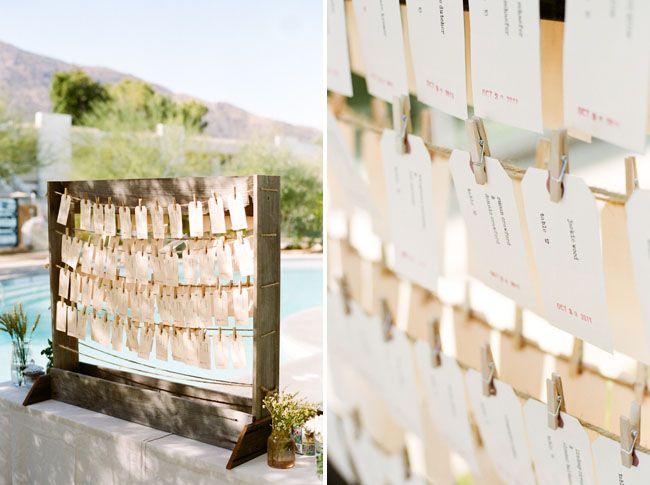 Wedding Escort Board Ideas : Wedding shoes green weddings school date theme tunes laundry lines