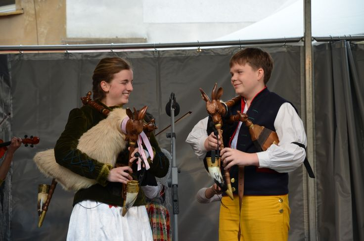 Bavarian days and performance of Czech ensemble. #plzen2015