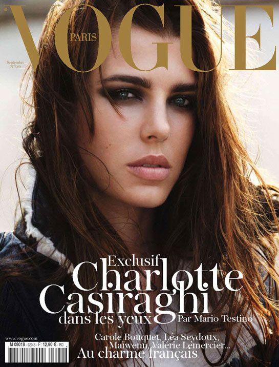 Vogue Paris septembre 2011