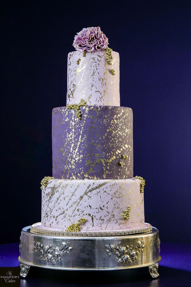 37 best Fabulous Wedding Cakes images on Pinterest Custom cakes