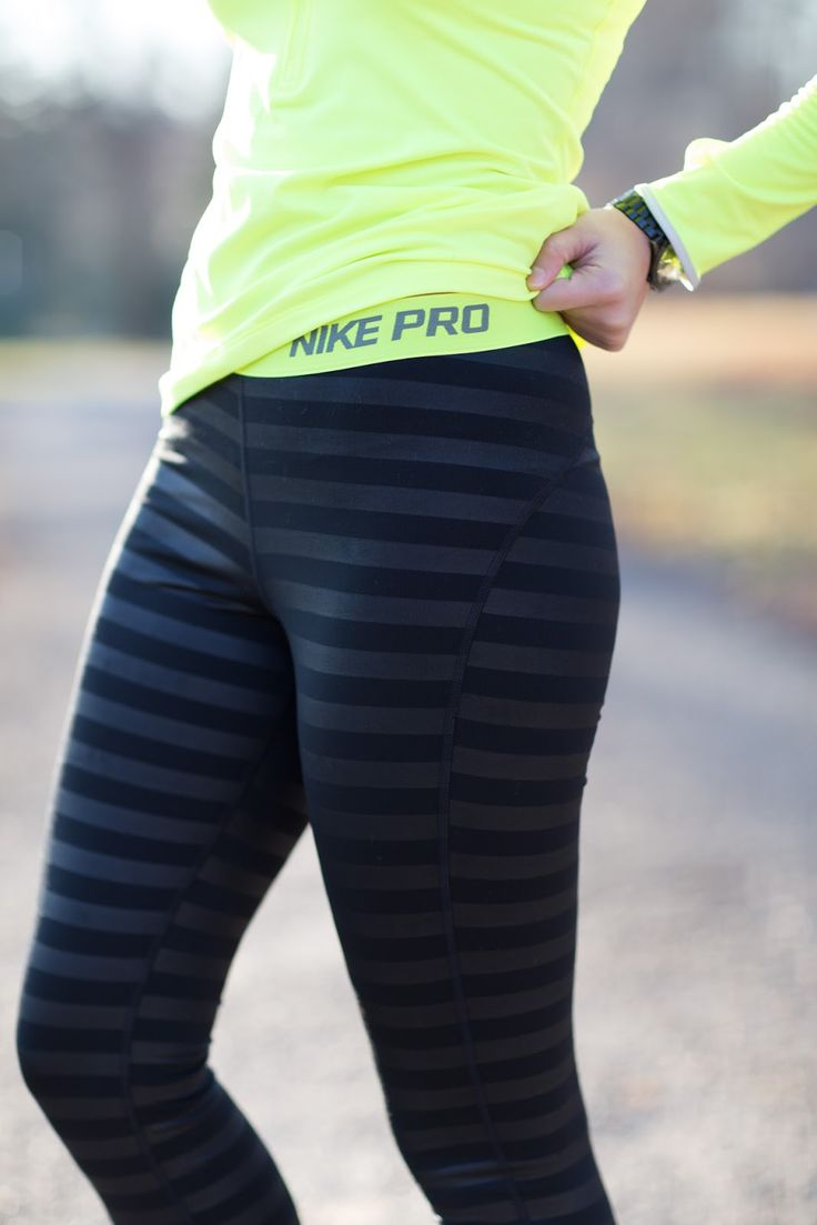 Y'all know how much I love my activewear posts! This is an especially fun fitness outfit post because it involves neon, black, and stripes--oh yeah.  Continue reading →