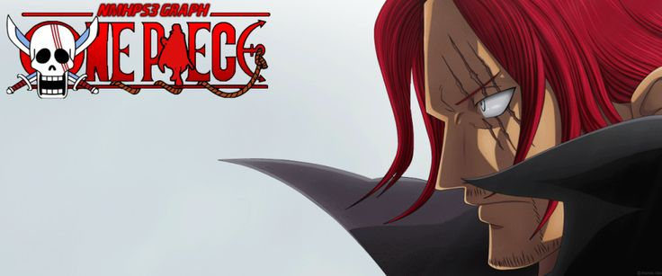 One Piece - Shanks by NMHps3 on