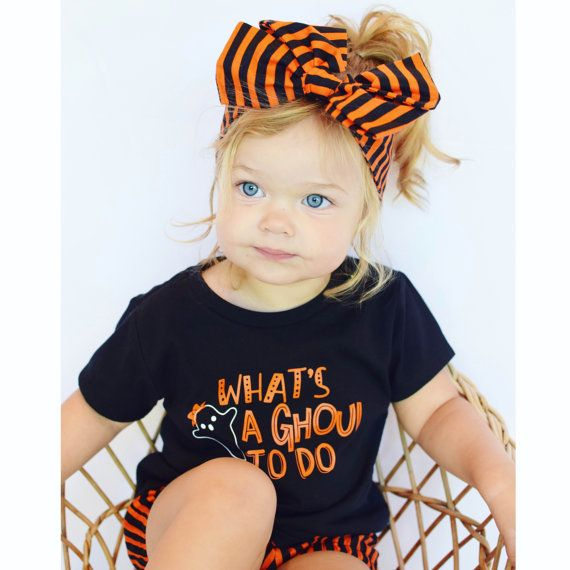 Hey, I found this really awesome Etsy listing at https://www.etsy.com/listing/467857843/whats-a-ghoul-to-do-girl-halloween-shirt