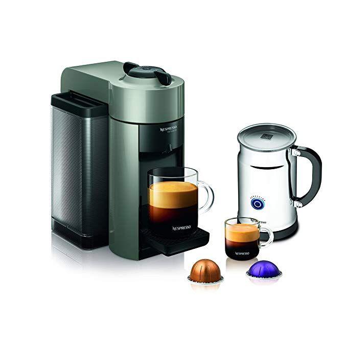 Nespresso A+GCC1-US-GR-NE VertuoLine Evoluo Coffee ...