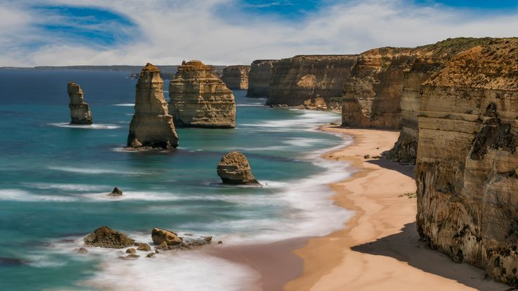 We had always wanted to see Australia's Great Ocean Road, but we had no idea that you could do a Great Ocean Walk to see the Twelve Apostles instead!