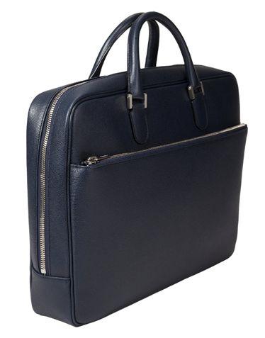 Valextra zip-around briefcase