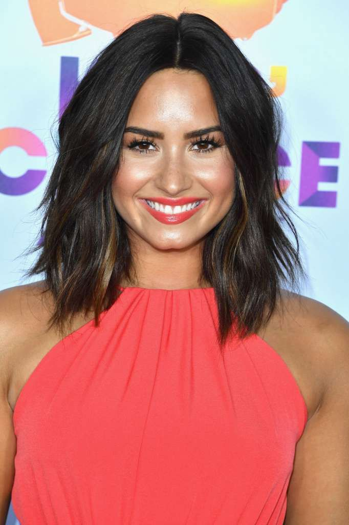 Singer Demi Lovato at Nickelodeon's 2017 Kids' Choice Awards on March 11, 2017 in Los Angeles, California. Photo: Steve Granitz/WireImage