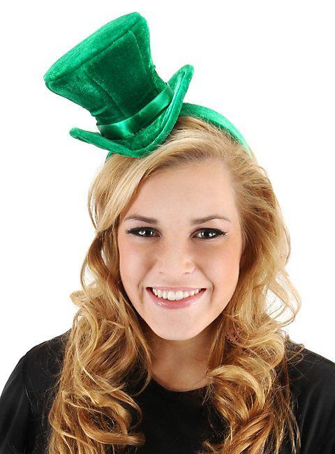 St. Patrick's Day mini-cylinder